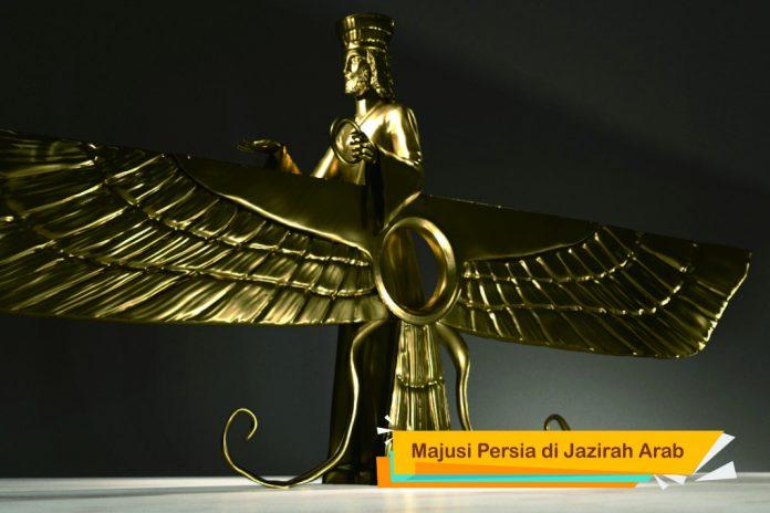 majusi persia di jazirah arab